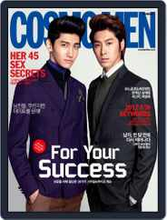 Cosmo Men Korea (Digital) Subscription September 17th, 2012 Issue