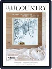 Elle Decoration Country (Digital) Subscription December 1st, 2018 Issue