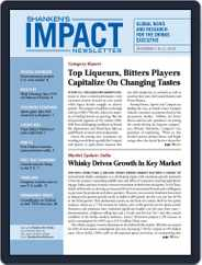 Shanken's Impact Newsletter (Digital) Subscription December 1st, 2019 Issue
