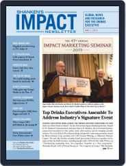 Shanken's Impact Newsletter (Digital) Subscription May 1st, 2019 Issue
