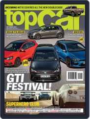 topCar (Digital) Subscription September 1st, 2016 Issue