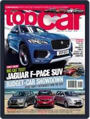 topCar (Digital) Subscription March 1st, 2016 Issue