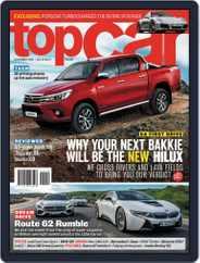 topCar (Digital) Subscription November 1st, 2015 Issue