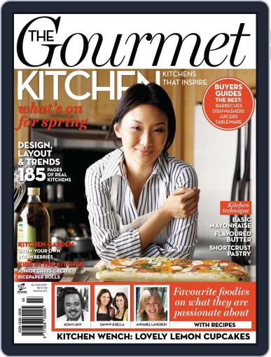 Gourmet Kitchen Planner October 5th, 2011 Digital Back Issue Cover