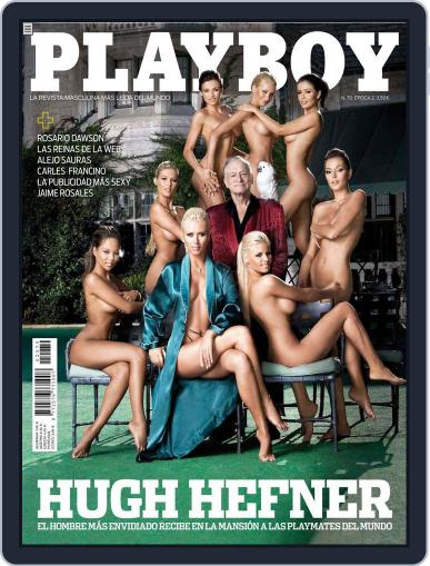 Playboy - España December 3rd, 2008 Digital Back Issue Cover