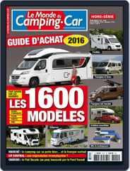 Le monde du camping-car HS (Digital) Subscription February 1st, 2016 Issue