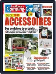 Le monde du camping-car HS (Digital) Subscription January 1st, 2016 Issue