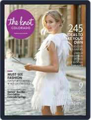 The Knot Colorado Weddings (Digital) Subscription January 1st, 2017 Issue