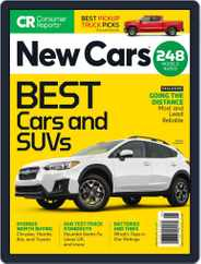 Consumer Reports New Cars (Digital) Subscription January 1st, 2019 Issue