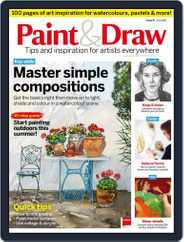 Paint & Draw (Digital) Subscription June 1st, 2017 Issue