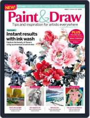Paint & Draw (Digital) Subscription December 15th, 2016 Issue