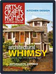 Arts & Crafts Homes (Digital) Subscription March 5th, 2014 Issue