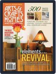 Arts & Crafts Homes (Digital) Subscription December 17th, 2013 Issue