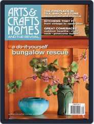 Arts & Crafts Homes (Digital) Subscription December 18th, 2012 Issue