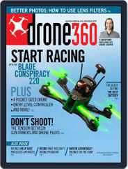 Drone 360 (Digital) Subscription April 1st, 2017 Issue