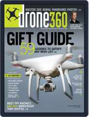 Drone 360 (Digital) Subscription October 4th, 2016 Issue