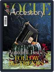 Vogue Accessory (Digital) Subscription September 1st, 2016 Issue