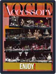 Vogue Accessory (Digital) Subscription November 28th, 2013 Issue