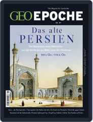 GEO EPOCHE (Digital) Subscription October 1st, 2019 Issue