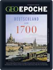 GEO EPOCHE (Digital) Subscription August 1st, 2019 Issue