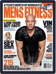 Men's Fitness (Digital) Subscription January 1st, 2017 Issue