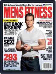 Men's Fitness (Digital) Subscription September 1st, 2016 Issue