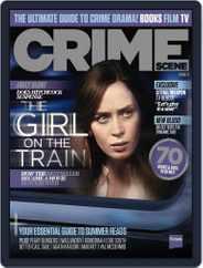 Crime Scene (Digital) Subscription June 7th, 2016 Issue