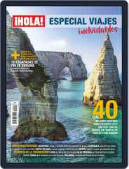 ¡hola! Especial Viajes (Digital) Subscription October 9th, 2019 Issue