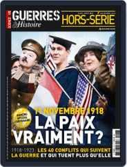 Guerres & Histoires Hors Série Magazine (Digital) Subscription November 1st, 2018 Issue