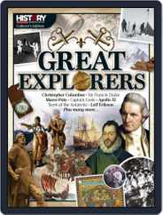Great Explorers Magazine (Digital) Subscription March 21st, 2018 Issue