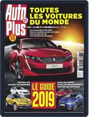 Auto Plus Hors serie (Digital) Subscription January 1st, 2019 Issue
