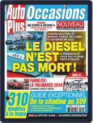 Auto Plus Occasion (Digital) Subscription March 1st, 2019 Issue