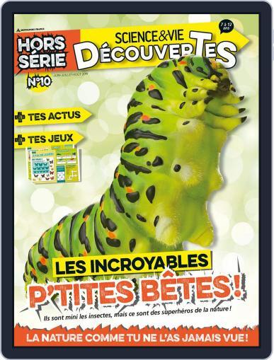 Science et Vie Découvertes Hors Série June 1st, 2019 Digital Back Issue Cover