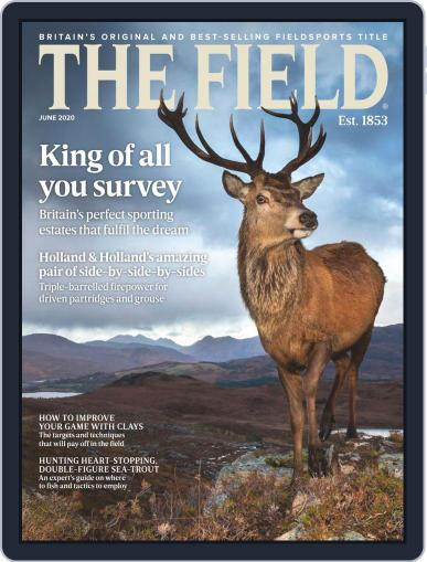 The Field June 1st, 2020 Digital Back Issue Cover