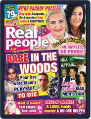 Real People (Digital) Subscription May 21st, 2020 Issue