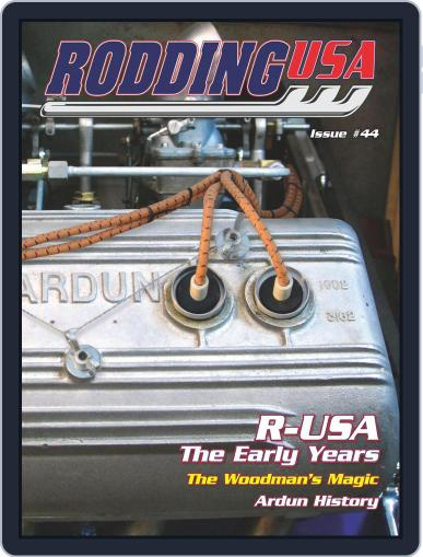 Rodding USA May 1st, 2020 Digital Back Issue Cover