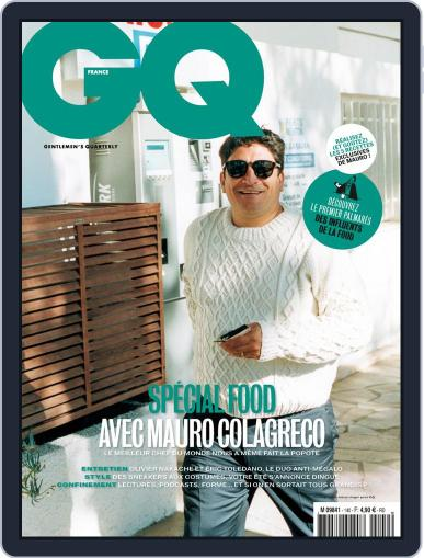 Gq France May 1st, 2020 Digital Back Issue Cover