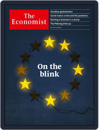 The Economist Continental Europe Edition May 16th, 2020 Digital Back Issue Cover