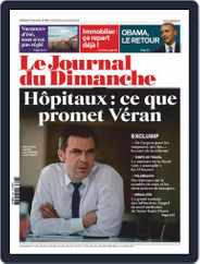 Le Journal du dimanche (Digital) Subscription May 17th, 2020 Issue