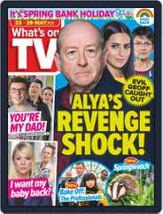 What's on TV (Digital) Subscription May 23rd, 2020 Issue