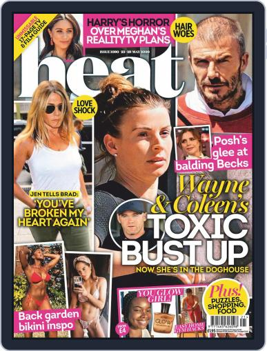 Heat May 23rd, 2020 Digital Back Issue Cover