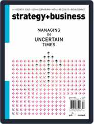 strategy+business (Digital) Subscription May 5th, 2020 Issue