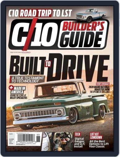 C10 Builder GUide May 12th, 2020 Digital Back Issue Cover