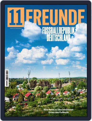 11 Freunde June 1st, 2020 Digital Back Issue Cover