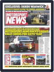 Motorsport News (Digital) Subscription May 20th, 2020 Issue
