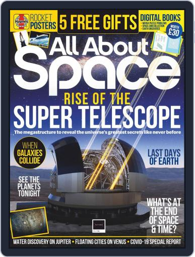 All About Space November 1st, 2020 Digital Back Issue Cover
