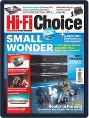 Hi-Fi Choice (Digital) Subscription June 1st, 2020 Issue