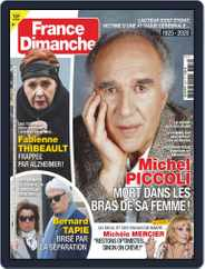 France Dimanche (Digital) Subscription May 22nd, 2020 Issue