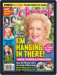Closer Weekly (Digital) Subscription June 1st, 2020 Issue