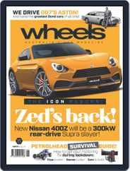 Wheels (Digital) Subscription June 1st, 2020 Issue